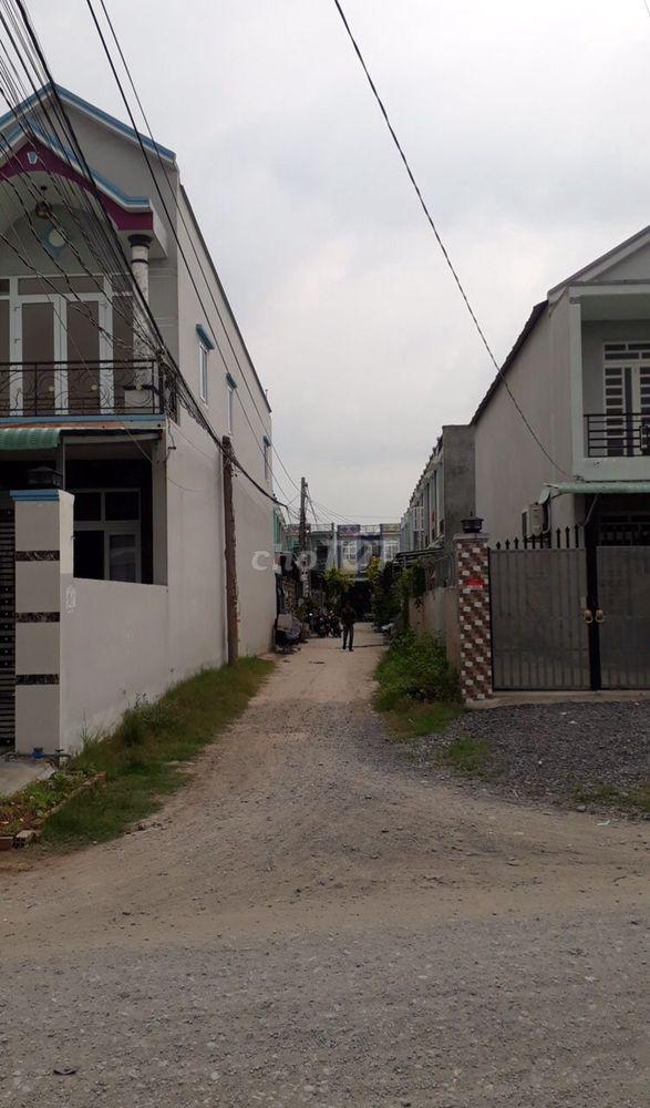 Nhà Huyện Cần Giuộc 42m² nở hậu hẻm xe hơi