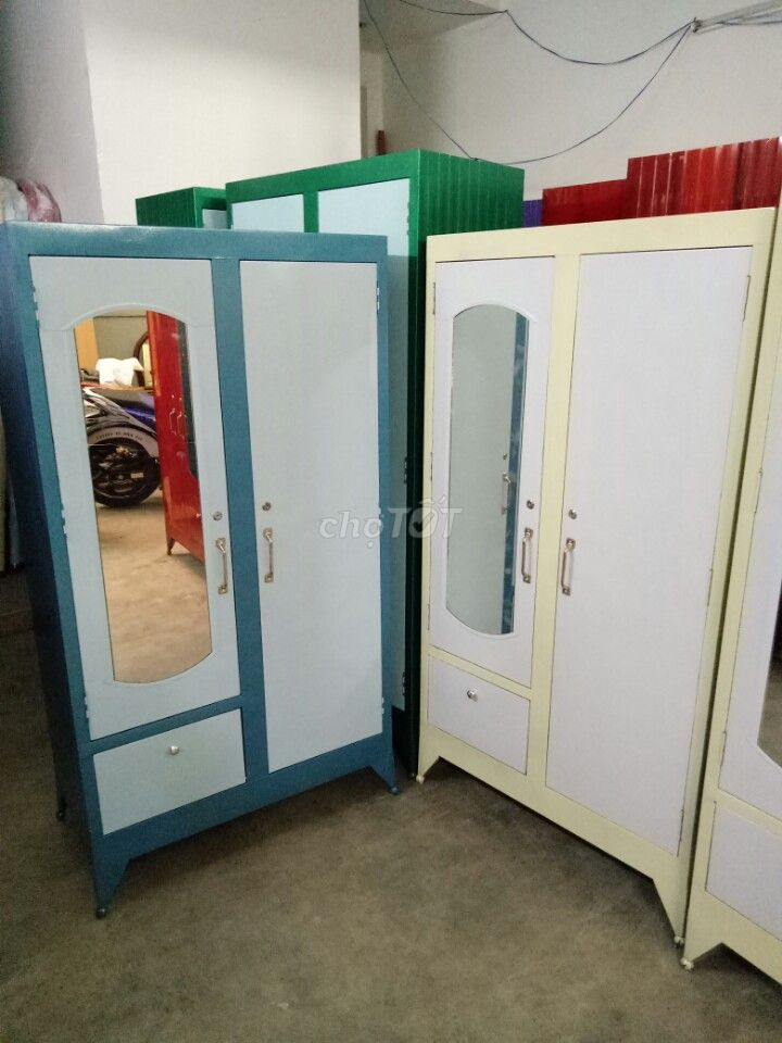 tủ sắt mẫu mới sản xuất tại xưởng, NEW_FS