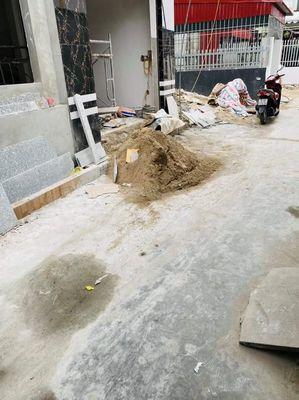 Nhà đẹp 3 tầng xây hiện đại 2 mặt thoáng - An Đồng