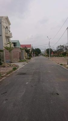 Bán lô 116m2 đi vào cổng làng Quỳnh Hoàng,Nam Sơn