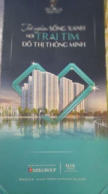 Chung cư Smart City Quận Nam Từ Liêm 59m² 2PN