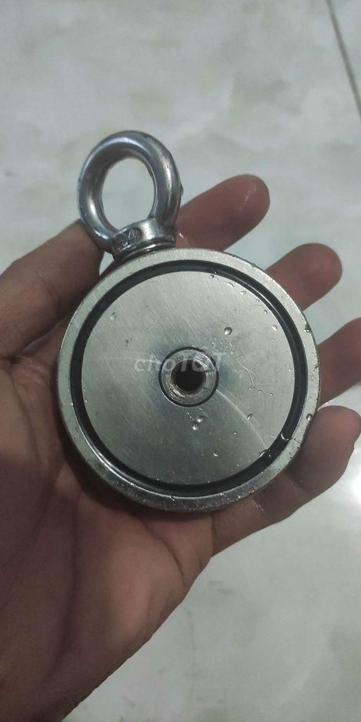 0365702702 - Cần bán nam châm cứu hộ 2 mặt d67mm