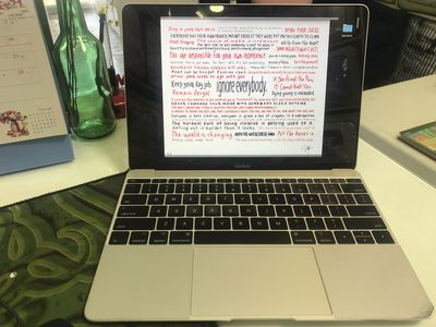 "Macbook Retina 12"" 2017 BH AppleCare+ tới 8/2021"
