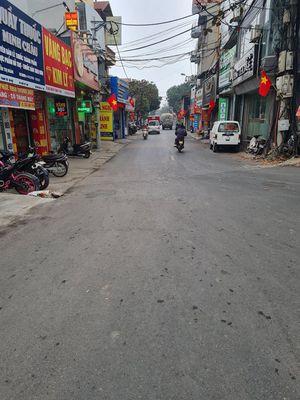Đất 80m2, mặt phố Ngũ Hiệp, Thanh Trì, kinh doanh