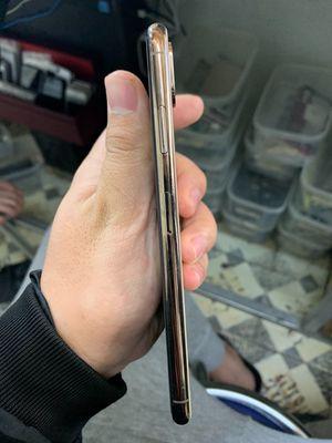 Iphone XSM 64gb Gold VN/A zin 99 nguyên áp suất