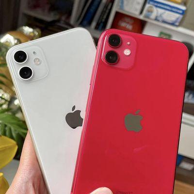 Iphone 11 bảng 64G hiện full màu
