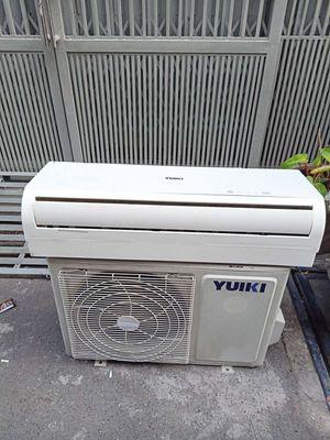 Máy lạnh YUIKI 2hp zin lạnh tốt chạy êm