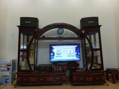 Bán dàn karaoke, âm ly Jarguar, loa BMB