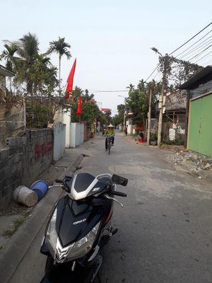Bán gấp lô đất mặt đường Xuân Biều - Kiến An