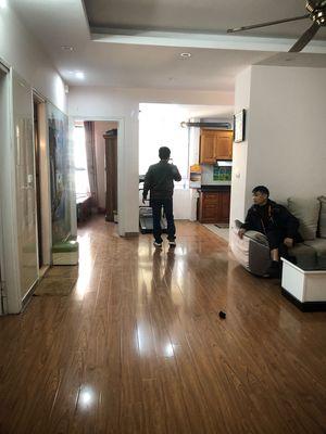 Bán chung cư Resco Cổ Nhuế 80m 2pn đủ đồ giá 1,7ty