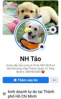 Cửa hàng Cún Cưng Sài Gòn . fb NH Táo