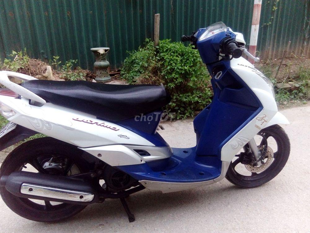 Yamaha Mio ultimo màu trắng chính chủ-211