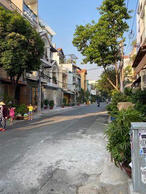 Nhà 2 mặt tiền Đường Nguyễn Xuân Khoát - Bác Ái