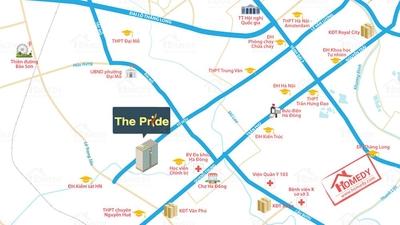 Bao tất cả các sàn khu The PrideBán..