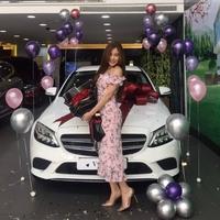 Xe lướt Chính Hãng- Mercedes Phú Mỹ Hưng