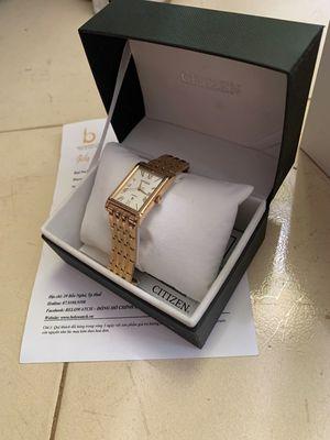 Bán đồng hồ citizen BH 3003-51A mới mua !
