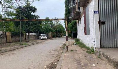Nhà cấp 4 phân lô gần thị trấn Trôi - Hoài Đức