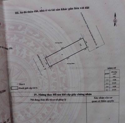 Bán nhà 1 mê 155m2 Phạm Ngọc Thạch P.Trần Phú