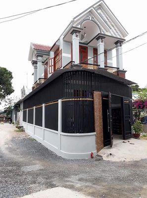 Nhà kiểu biệt thự mini gần thủ đức giá rẻ