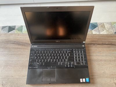 Dell Precision M4800 i7 4800MQ,Ram 16GB, SSD 256G