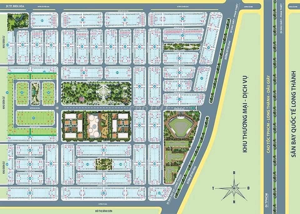 0914297695 - Đất mặt tiền giá rẻ cách sân bay 2,5km thổ cư SHR