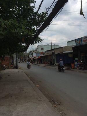 Bán xưởng mặt tiền Võ Thị Thừa An phú đông 1100m
