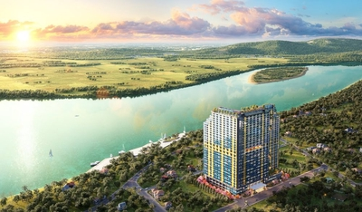 Căn hộ khách sạn Wyndham Thanh Thủy lợi 21% / năm