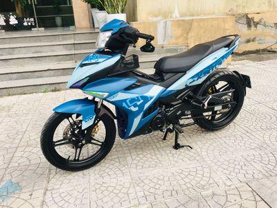 Yamaha Exciter 150 Màu xanh camo biển HN 2018
