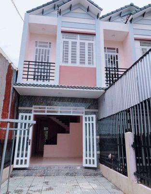 Nhà Phú Hòa 1 trệt 1 lầu, sau cây xăng số 6