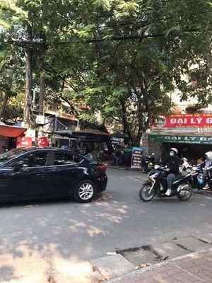 Bán Nhà Mặt ngõ kinh doanh - ô tô Hồ đắc Di