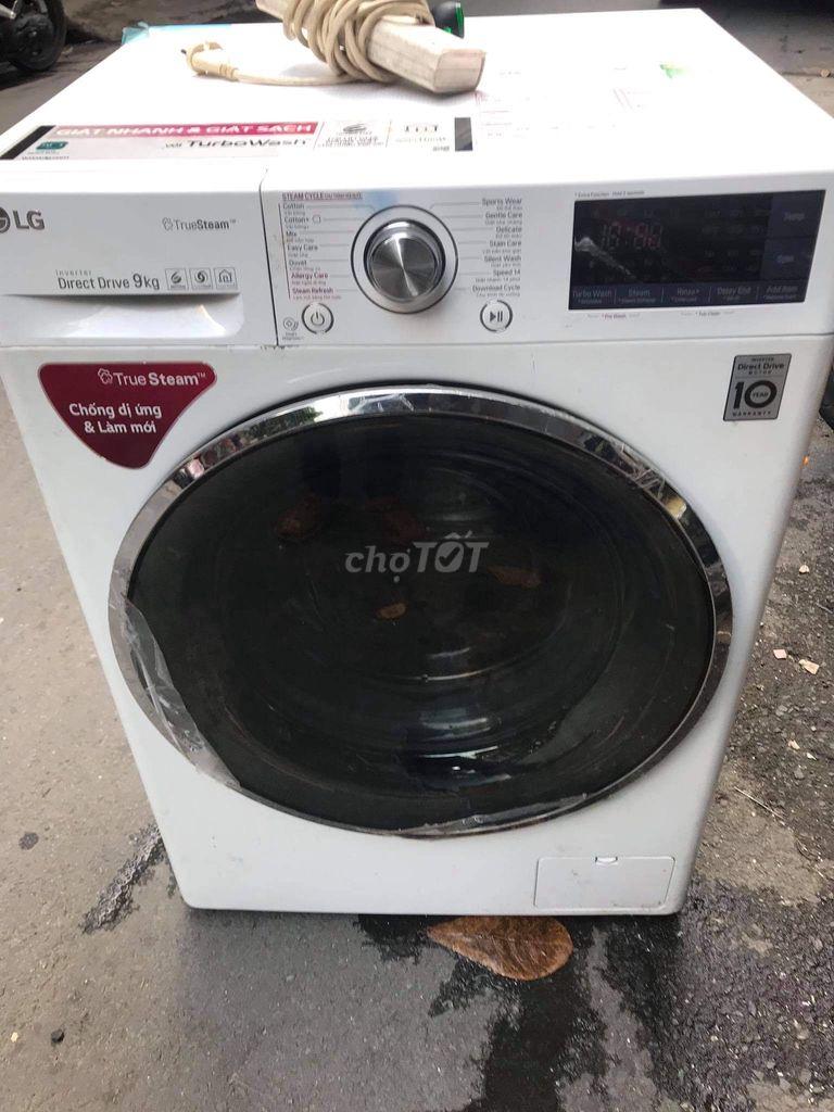 0855570001 - Máy giặt LG 9kg máy mới dùng được 3 tháng