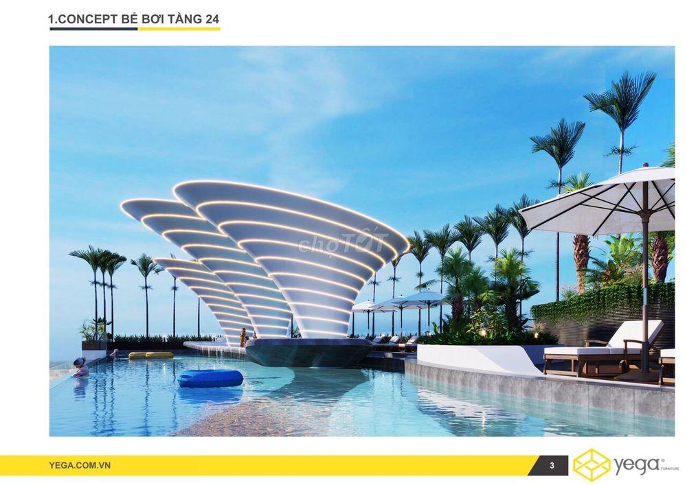 Condotel Nha Trang 50m² - Giá rẻ, Sinh lời cao