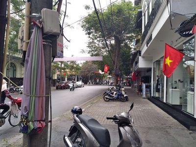 """""""SIÊU PHẨM ĐẦU NĂM"""" nhà mặt đường Hoàng Văn Thụ"""