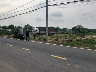Đất đối diện KCN Bàu Trăng Củ Chi, cần bán gấp