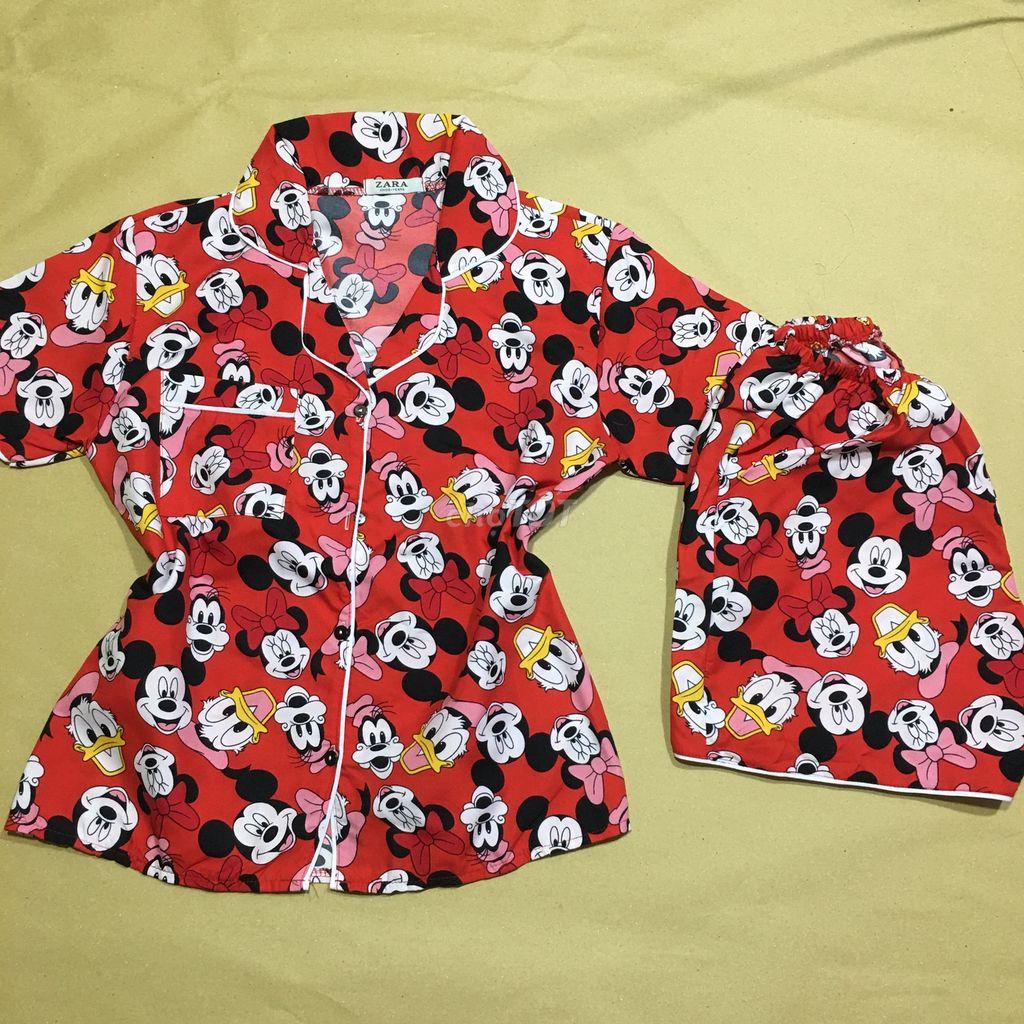 Bộ pijama kate thái sale