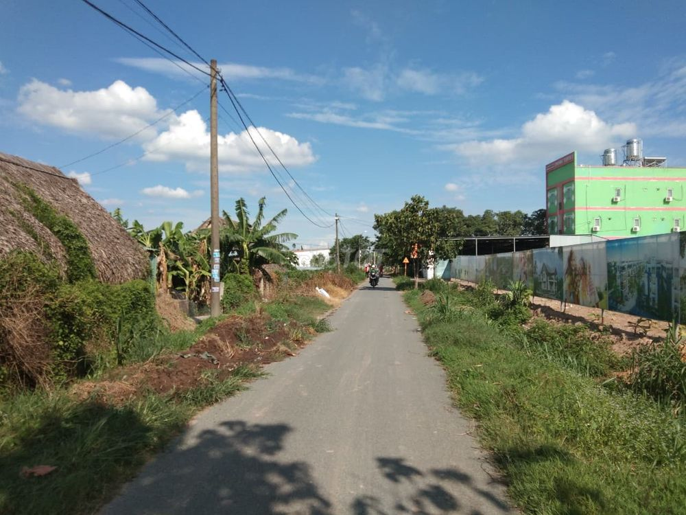 Đất Huyện Củ Chi 60m²(6X10)