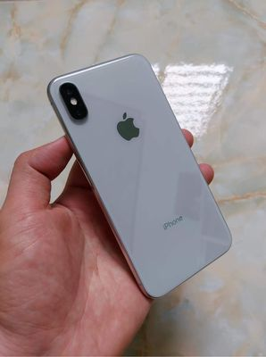 Apple iPhone X 64 GB trắng