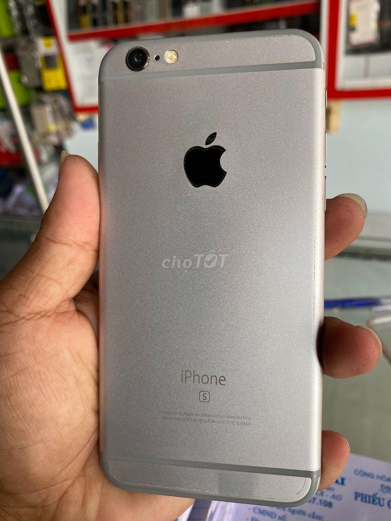 0978567108 - Apple iPhone 6S 16 GB đen