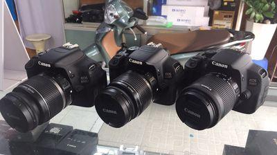 Canon 700d -650d -600d -550d -kèm 18-55mm