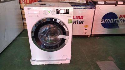 Thanh lý máy giặt nguyên thùng hiệu beko 10kg