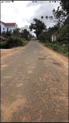 Đất thổ cư 156m2 lê lợi thị trấn dakmil