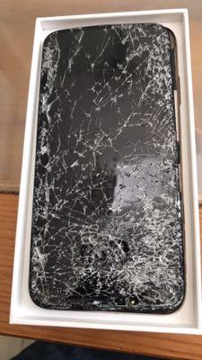 Cần Xác iphone x .