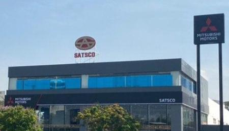 Cửa hàng Mitsubishi Satsco Tân Sơn Nhất