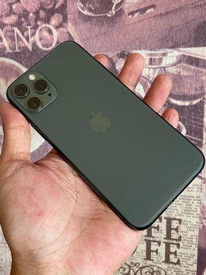 iphone 11 pro 64gb quốc tế màu xanh rêu đẹp 99%