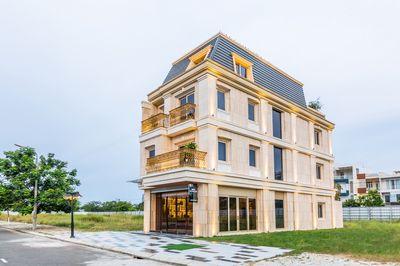 Bán nhà 4 tầng MT Trần Đăng Ninh,Q.Hải Châu 120m2