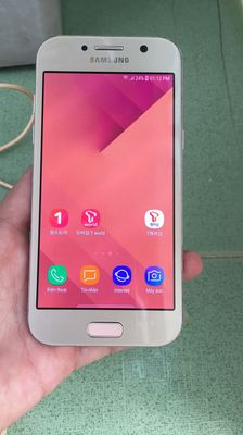 Samsung A520 (a5 2017) bản mỹ 1xim