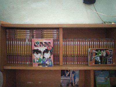 Bộ truyện Conan 67 cuốn