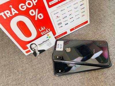 iPhone XS Max lock đen 99% có trả góp