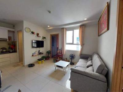 Căn hộ có nội thất Dream Home Residence 52m² 2PN