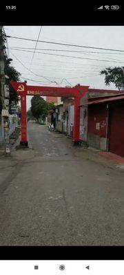 Bán lô đất 59m2 tại Tràng Duệ,Lê Lợi,An Dương
